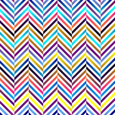 Seamless background pattern. Chevron geometric abstract pattern.