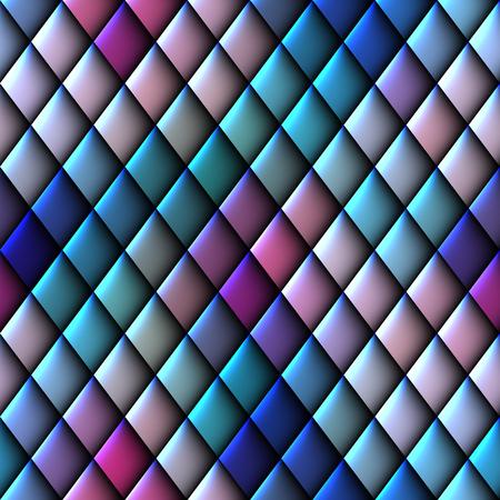 シームレスな背景パターン。斜めの幾何学的な抽象的なパターン。