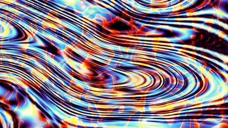 Abstract wavy image background 16:9 aspect ratio.