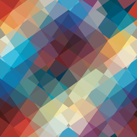 Arrière-plan transparent Motif diagonale abstraite géométrique dans un style low poly. Banque d'images - 75349920