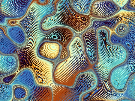 Digital art abstract pattern Abstract blur wavy image. Zdjęcie Seryjne - 80060150