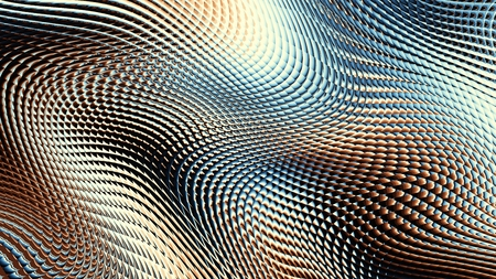 Abstract image background 16:9 aspect ratio in digital art style. Wavy abstract background. Zdjęcie Seryjne - 80148866