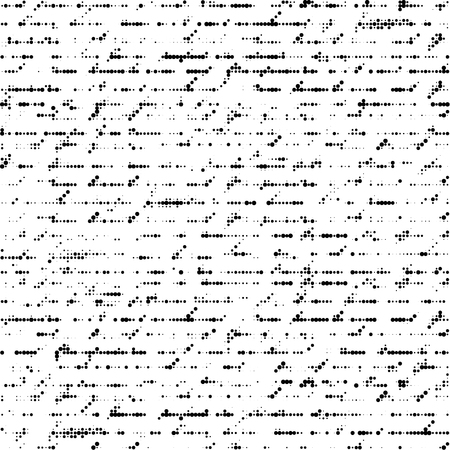Seamless background. Halftone abstract pattern on white background.