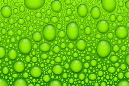 Water drop background vector design illustration Illustration