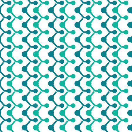 Vector geometrical blue and green vertical stripes Foto de archivo - 129139657