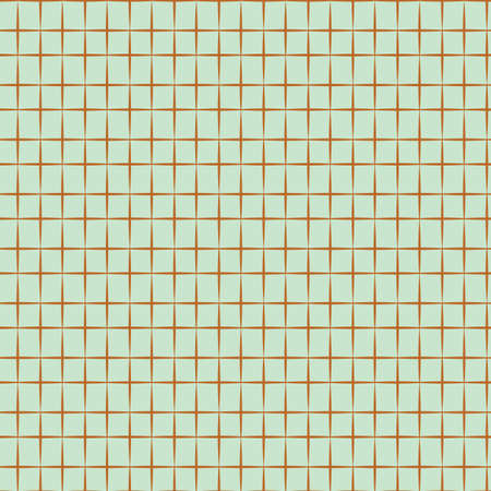 Vector pastel colored geometric netting seamless pattern background Vettoriali
