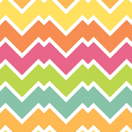 Chevron pattern, seamless background in candy colors