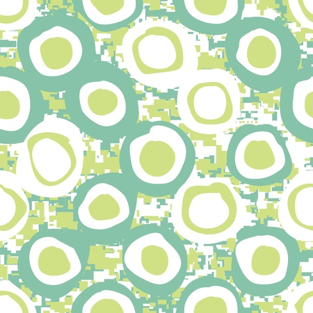 patterning: Seamless Abstract Spring Meadow Background Pattern