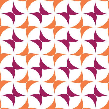 crisscross: Crisscross Ovate Seamless Background Pattern  Illustration