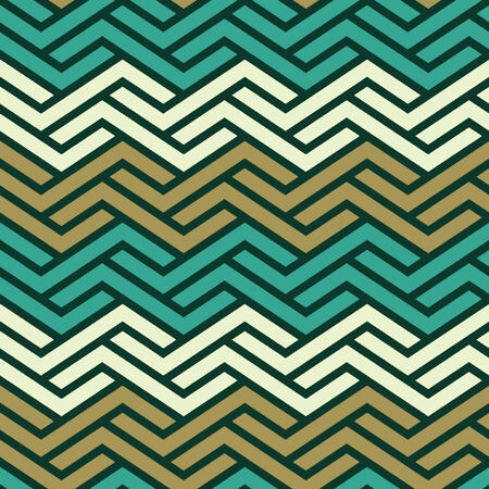 patterns japan: Seamless Interlocking Geometric Fret Background Pattern