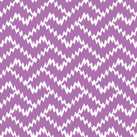 Seamless Ikat Interlocking Geometric Fret Background Pattern Banco de Imagens - 26306917