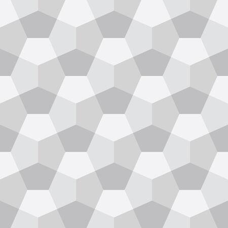 Hexagon Paper Fold Seamless Background Pattern Banco de Imagens - 26306989