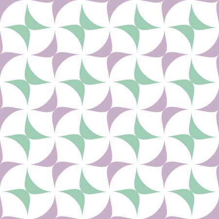 Crisscross Ovate Seamless Background Pattern Banco de Imagens - 26307004