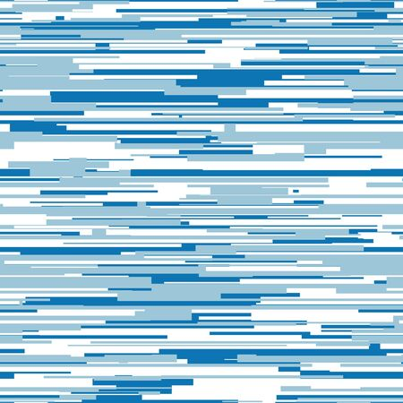 Seamless Abstract Distressed Horizontal Lines Pattern Background