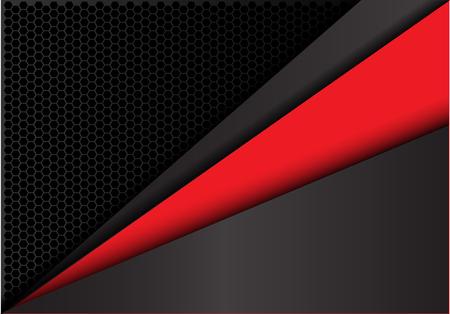 metal grid: Abstract gray blue light line banner design modern background texture vector illustration.