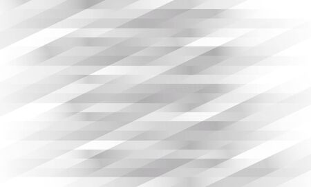 Abstract white grey square luxury background vector illustration.
