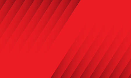 Abstract red line gradient slash texture background pattern vector illustration. Illustration