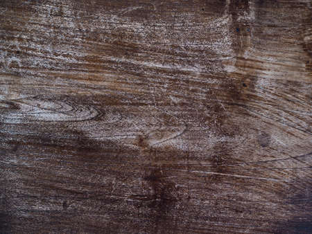 Wooden background with old brown planks.