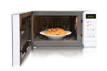nuke: The microwave oven is warm spaghetti.