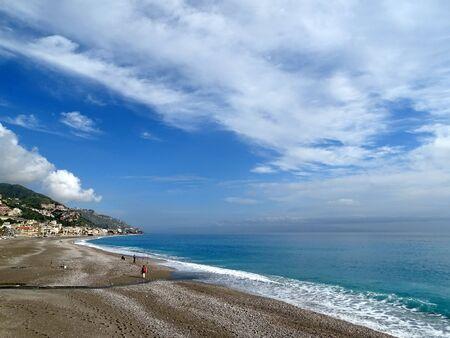 sicilia: grande spiaggia in Sicilia