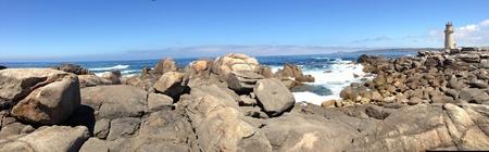 Landscape of costa da Morte  Spain