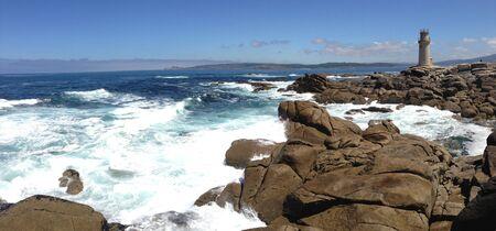 Landscape costa da Morte Spain