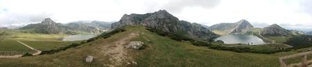 covadonga: Covadonga lakes