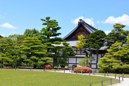Honmaru Palace and Garden, Nijo Castle, Kyoto, Japan