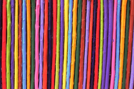 textures: colorful rainbow textures