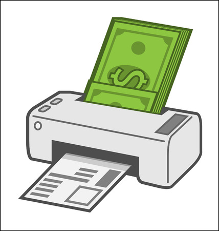 waste money: Printing costs