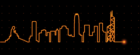 Hong Kong Light Streak Profile