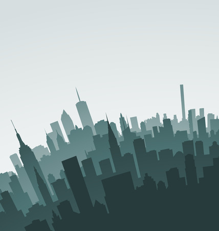 new york skyline: New York Skyline Landmarks