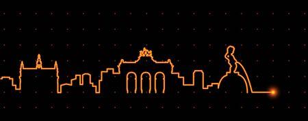 streak: Brussels Light Streak Profile