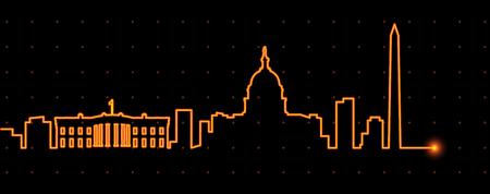 Washington Light Streak Profile