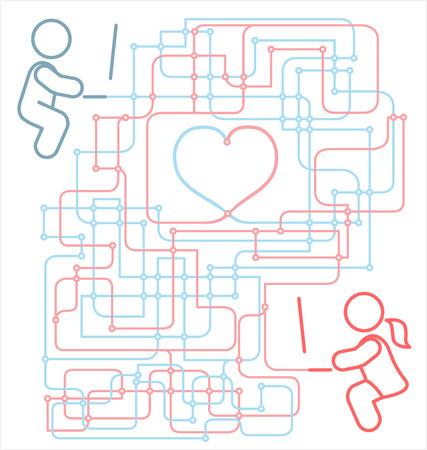 relationships: Internet Long Distance Relationship