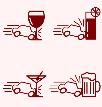 moderation: Alcohol and Driving Accident
