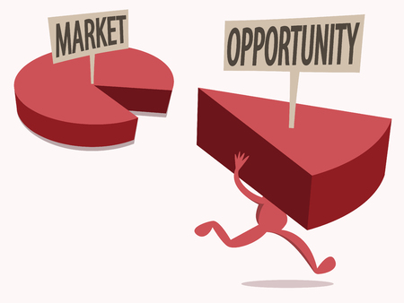 monopoly: Market Opportunity Illustration
