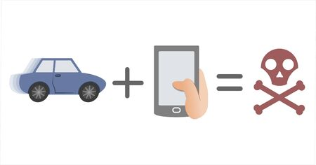 distract: Driving and Using Phone