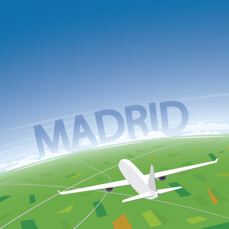 madrid: Madrid Flight Destination
