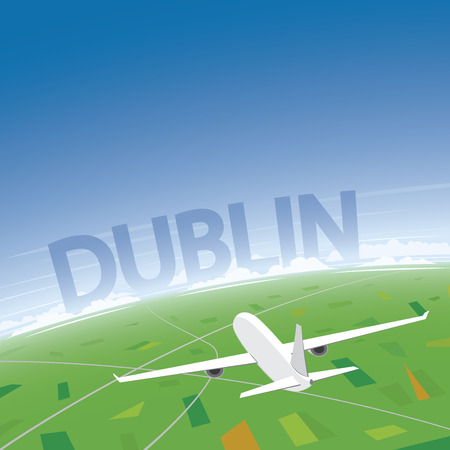 conventions: Dublin Flight Destination