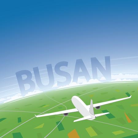 conventions: Busan Flight Destination