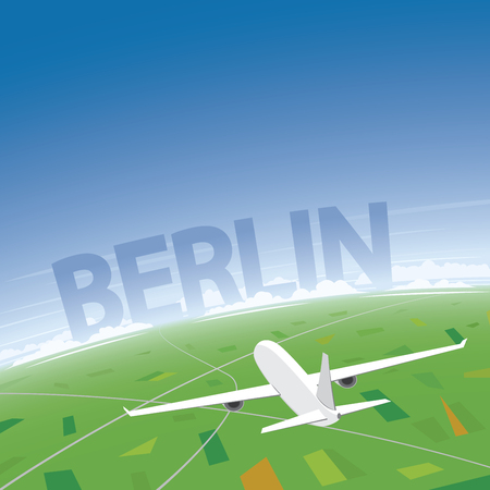 conventions: Berlin Flight Destination