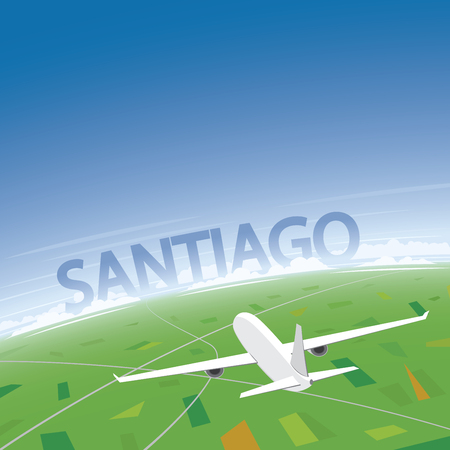 Santiago Flight Destination