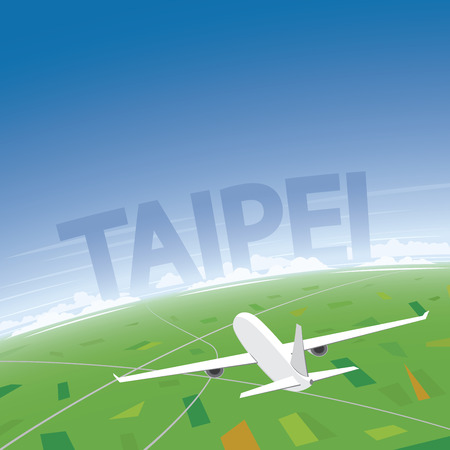 Taipei Vol Destination