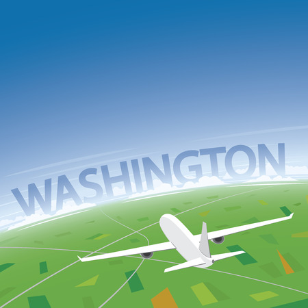 Washington Flight Destination