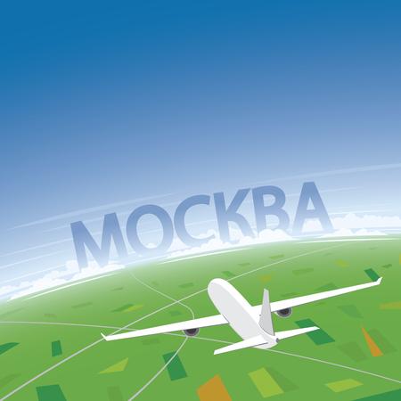 Moscow Flight Destination
