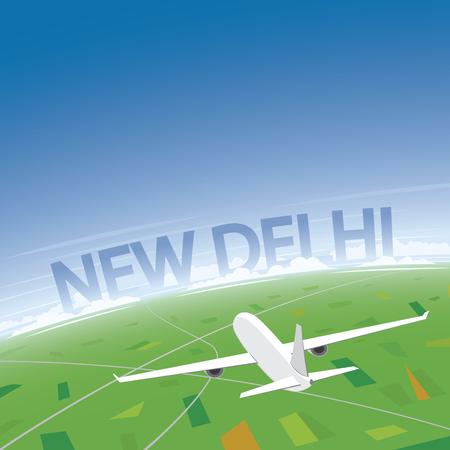 New Delhi Flight Destination