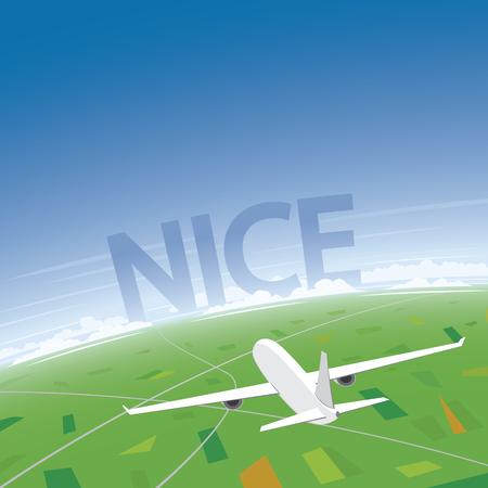 Nice Flight Destination