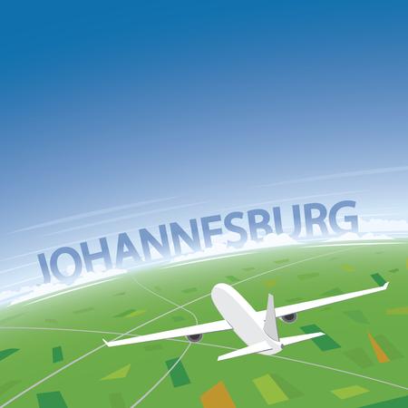Johannesburg Flight Destination