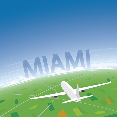 congress: Miami Flight Destination